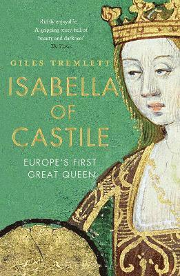 bokomslag Isabella of Castile: Europe's First Great Queen