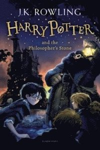 bokomslag Harry Potter and the Philosophers Stone