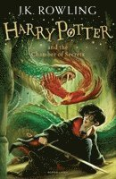 bokomslag Harry Potter and the Chamber of Secrets (HB)
