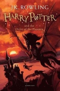 bokomslag Harry Potter And the Order Of the Phoenix