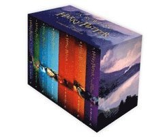 bokomslag Harry Potter : The Complete Collection