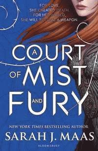bokomslag A Court of Mist and Fury