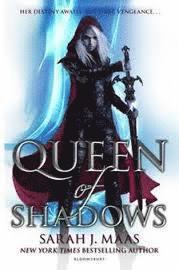 bokomslag Queen of Shadows