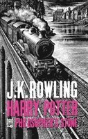 bokomslag Harry Potter and the Philosopher's Stone