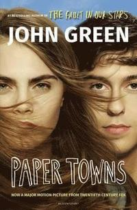 bokomslag Paper Towns (Film Tie-In)