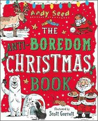 bokomslag The Anti-Boredom Christmas Book