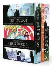 bokomslag Neil Gaiman and Chris Riddell Box set