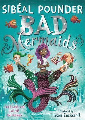 bokomslag Bad Mermaids