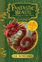 bokomslag Fantastic Beasts & Where to Find Them: Hogwarts Library Book