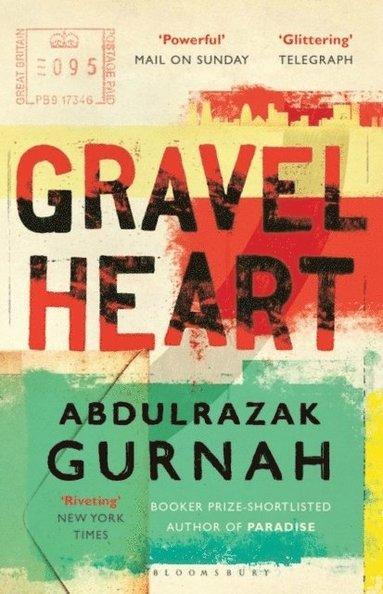 bokomslag Gravel Heart