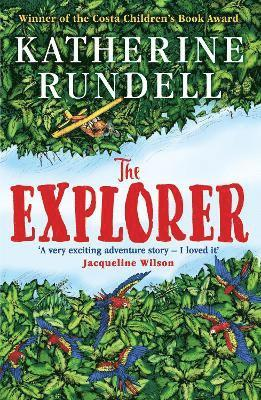 bokomslag The Explorer