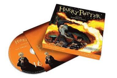 bokomslag Harry Potter and the Half-Blood Prince