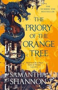 bokomslag Priory of the Orange Tree