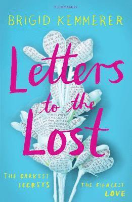 bokomslag Letters to the lost - a zoella book club 2017 novel