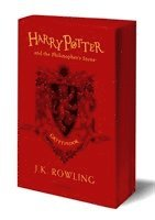 bokomslag Harry Potter and the Philosopher's Stone - Gryffindor Edition