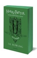 bokomslag Harry Potter and the Philosopher's Stone - Slytherin Edition