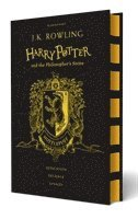 bokomslag Harry Potter and the Philosopher's Stone - Hufflepuff Edition