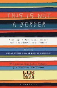 bokomslag This Is Not a Border