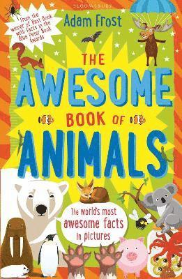 bokomslag The Awesome Book of Animals
