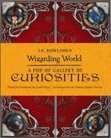 bokomslag J.K. Rowling's Wizarding World - A Pop-Up Gallery of Curiosities