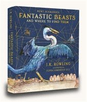 bokomslag Fantastic Beasts and Where to Find Them: Illustrated Edition