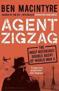 bokomslag Agent Zigzag