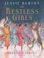 bokomslag The Restless Girls