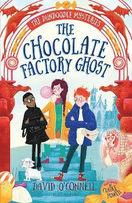bokomslag The Chocolate Factory Ghost