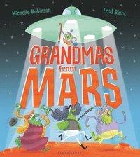 bokomslag Grandmas from Mars
