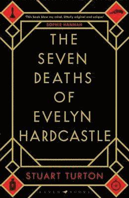 bokomslag The Seven Deaths of Evelyn Hardcastle