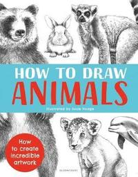 bokomslag How to Draw Animals