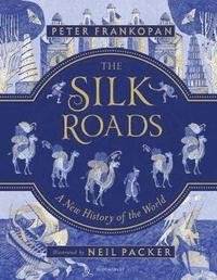 bokomslag The Silk Roads
