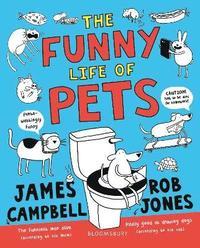 bokomslag The Funny Life of Pets