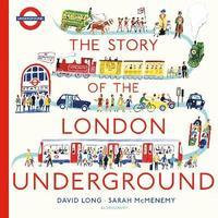 bokomslag TfL: The Story of the London Underground
