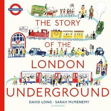 bokomslag TfL: The Story of the London Underground