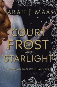 bokomslag A Court of Frost and Starlight