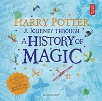 bokomslag Harry Potter - A Journey Through A History of Magic