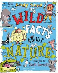 bokomslag RSPB Wild Facts About Nature