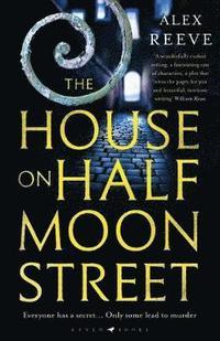 bokomslag The House on Half Moon Street