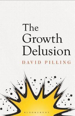 bokomslag The Growth Delusion: Why economists are getting it wrong and what we can do about it