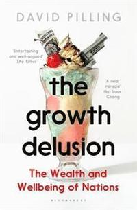 bokomslag The Growth Delusion: The Wealth and Well-Being of Nations