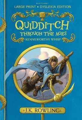 bokomslag Quidditch Through the Ages
