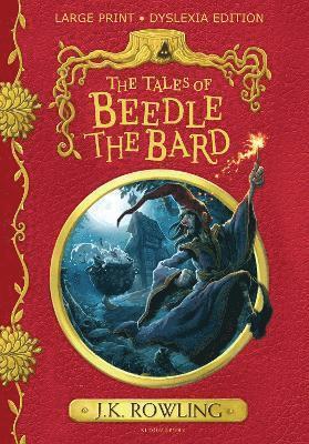 bokomslag The Tales of Beedle the Bard