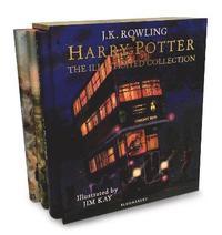 bokomslag Harry Potter The Illustrated Col