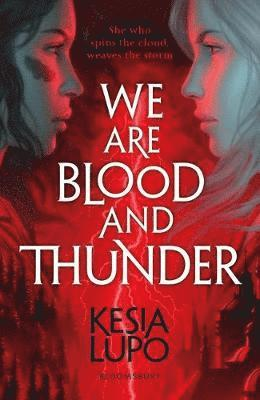 bokomslag We Are Blood and Thunder