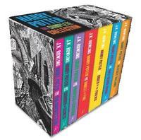 bokomslag Harry Potter Complete Pb Boxed Set