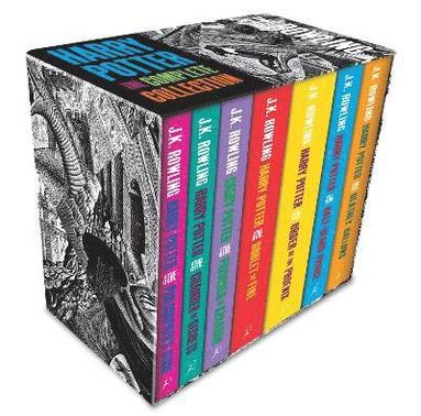 bokomslag Harry Potter Boxed Set: The Complete Collection