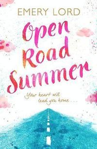 bokomslag Open Road Summer