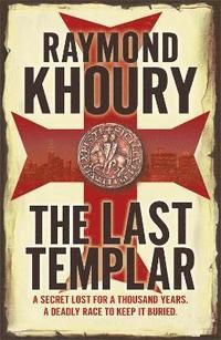bokomslag The Last Templar