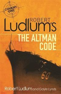bokomslag Robert Ludlum's The Altman Code